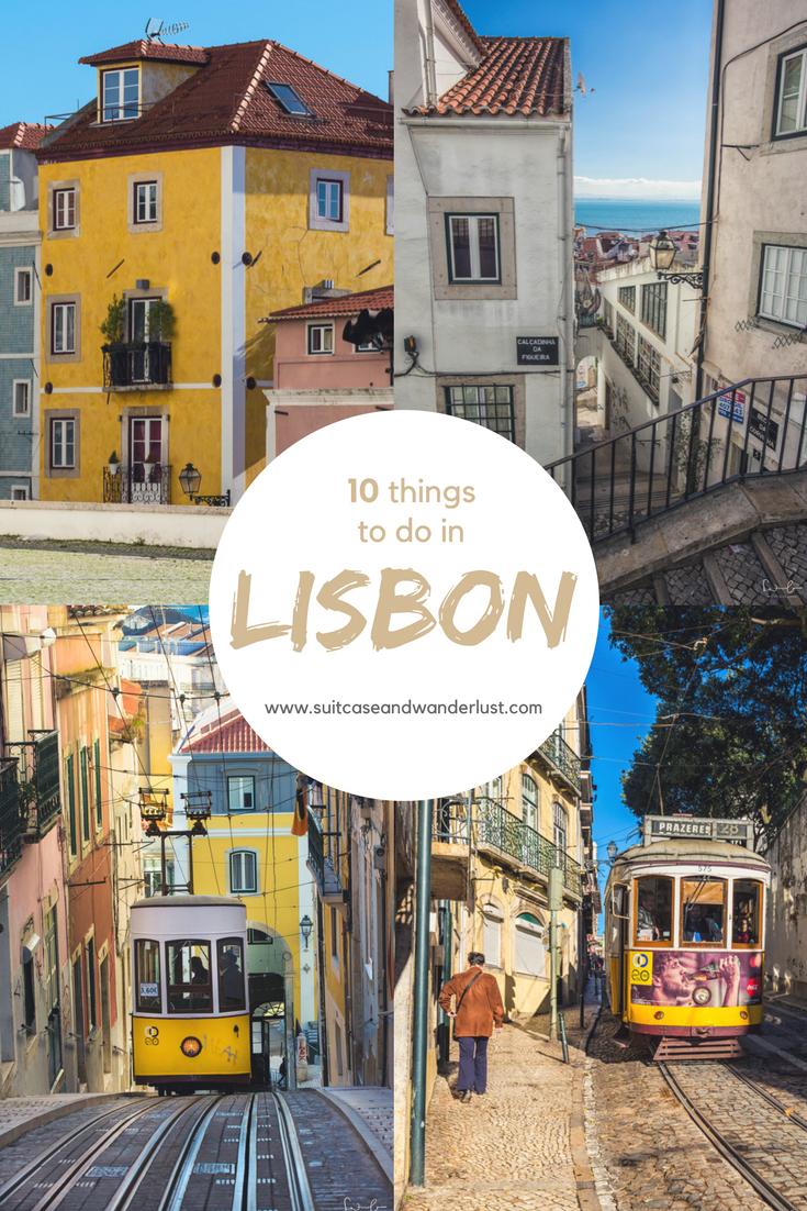 Lisbon Top 10 Picks Suitcase And Wanderlust Portugal Lissabon Lissabon Europa Reisen