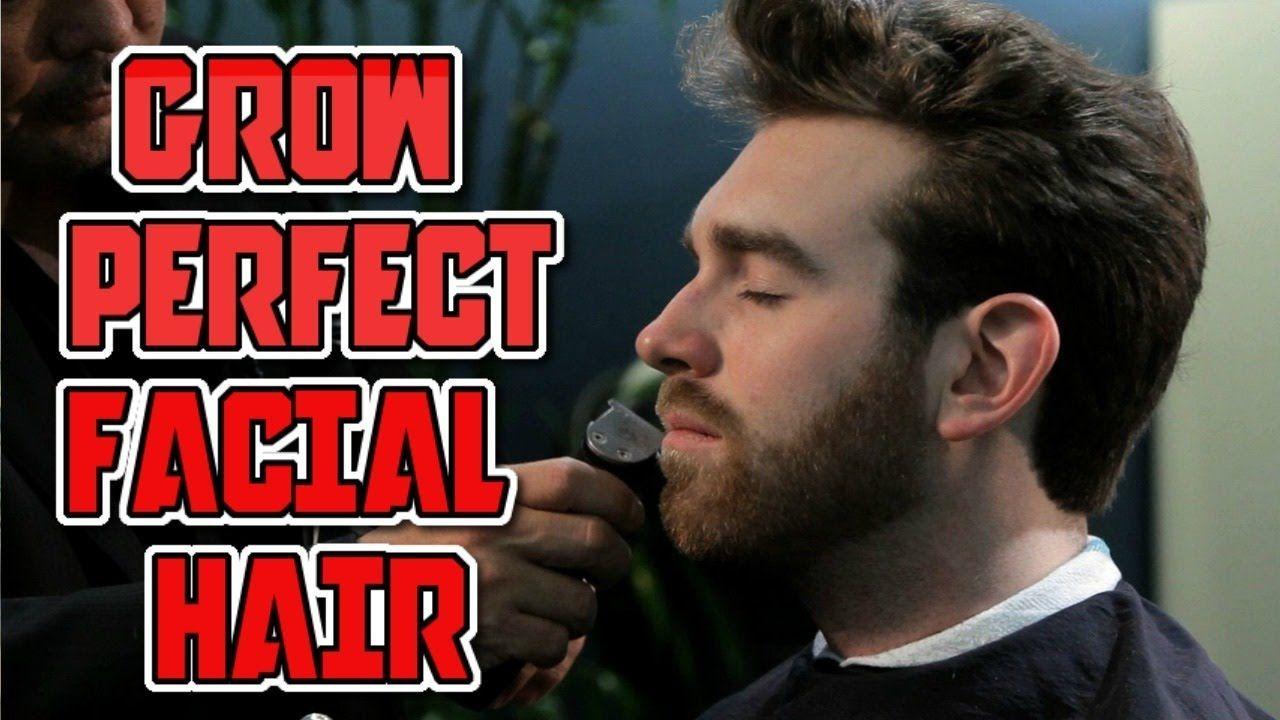 Facial Hair How to Grow Perfect Facial Hair Grow