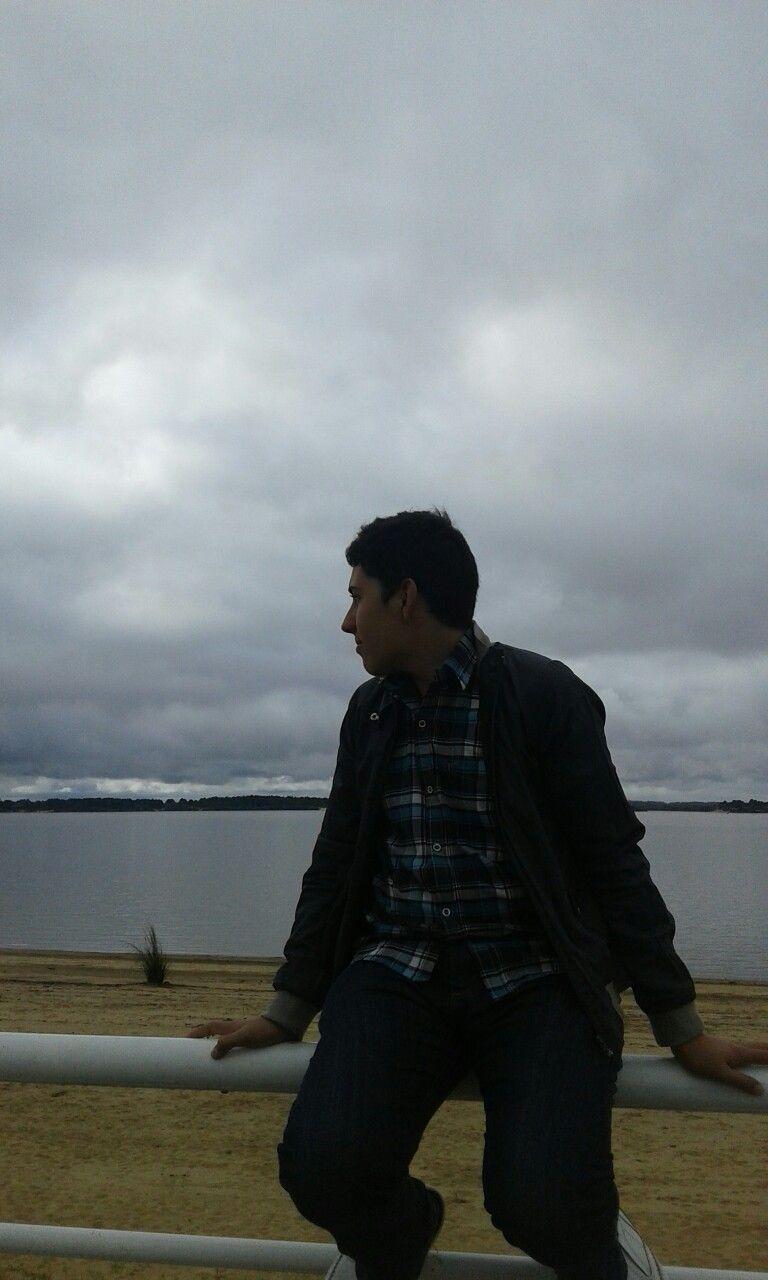 Viendo el río Uruguay