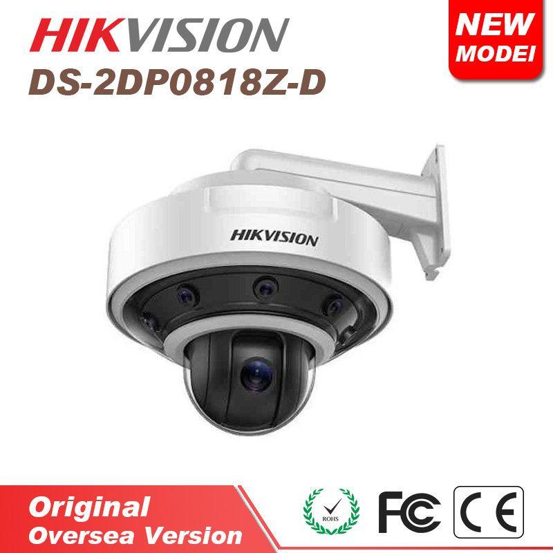 Hikvision Panovu Cctv Camera Series 180 Degree Panoramic Ptz Camera Ds 2dp0818z D Ptz Camera Cctv Camera Panoramic