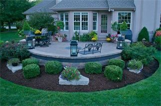 Patio Designs And Landscaping Ideas