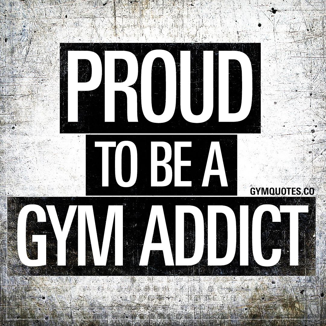 Pin On Gym Addict