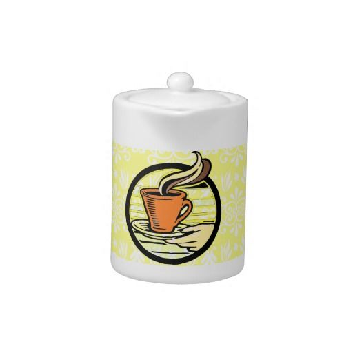 Coffee is Served Pot - 30% Off Teapots & Pitchers  Use Code at Checkout: TEANPITCHERS  Offer expires 6/30/13