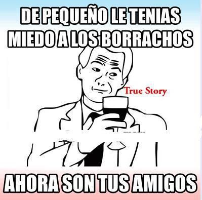 Memes De Borrachos Para Facebook True Stories Memes Funny