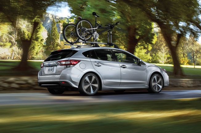 Motor Trend Reviews The 2017 Subaru Impreza Where Consumers Can Find Detailed Information On Specs