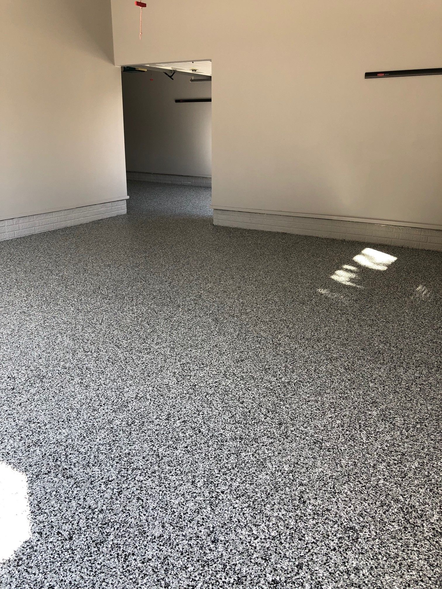 Graniflex Garage Concrete design, Concrete floors, Floor
