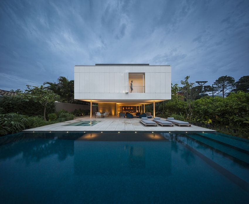 White House by Studio Mk27, Sao Paulo, Brazil - The Cool Hunter - The Cool Hunter