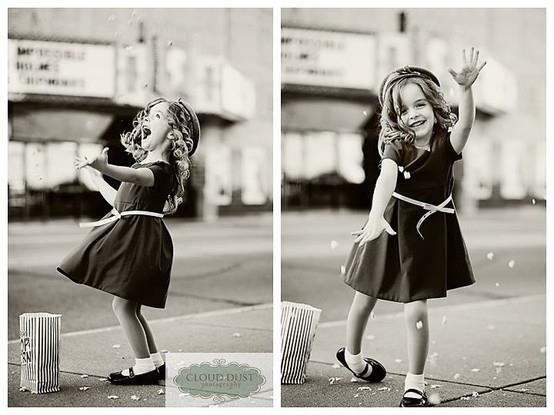 Happy girl...