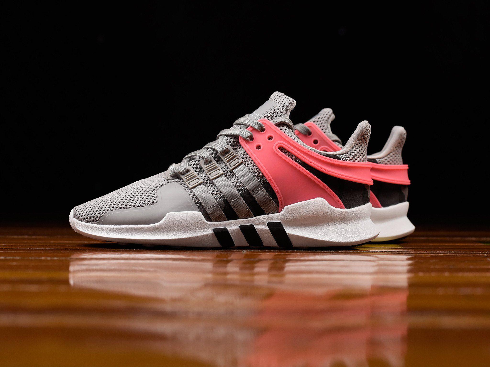 Men's Adidas EQT Support ADV 'Black Camo' [BB2792] | Adidas