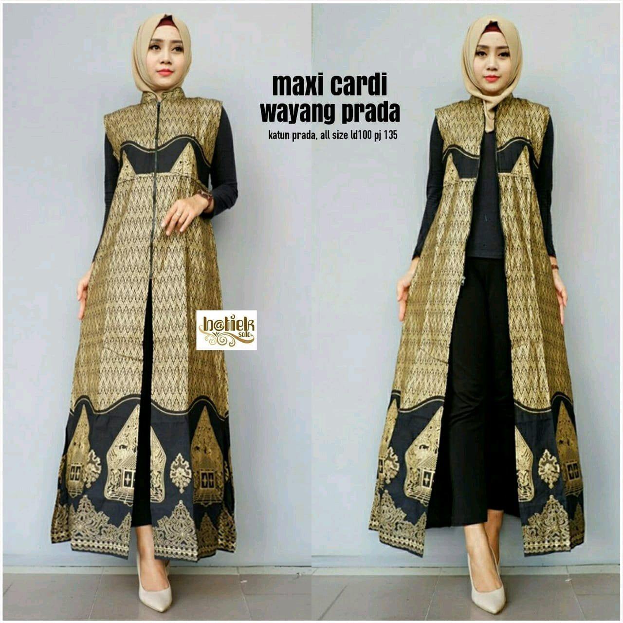 Model Baju Batik Wayang Wanita di 12  Wanita, Model, Inspirasi