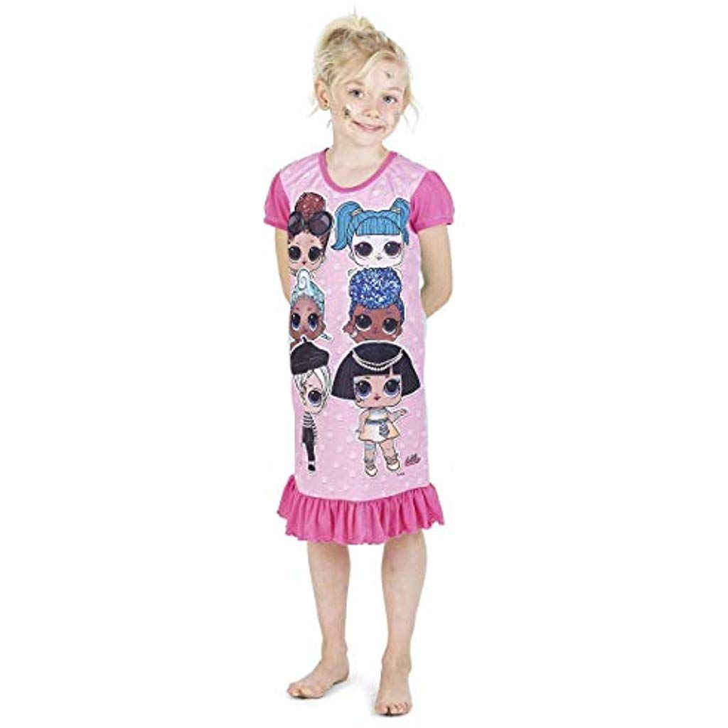the best attitude 181ce dc8c2 L.O.L Surprise Nachthemd oder Schlafanzug Puppen Confetti ...
