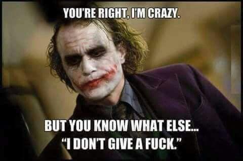 Funny Memes About Mental Illness : Pin by harry dunlap on the joker pinterest joker mental illness