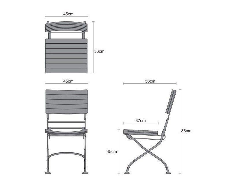 Teakholz Bistro Tisch Und Stühle | Couchtisch | Pinterest | Tisch ...