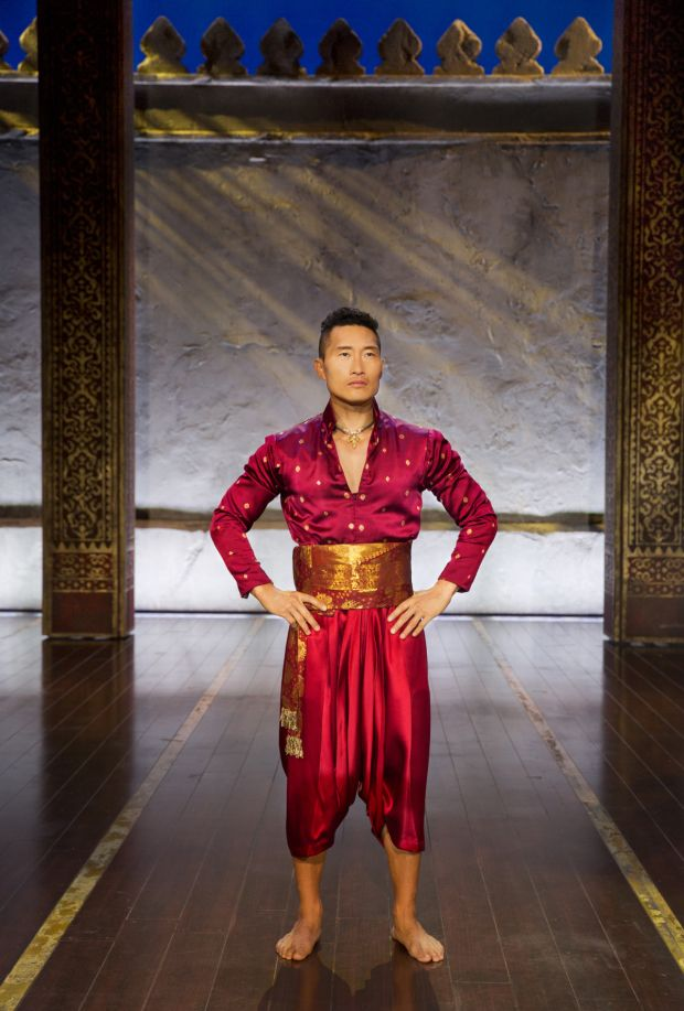 First Look at Marin Mazzie and Daniel Dae Kim in King and I Costume - TheaterMania.com