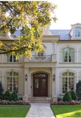Pin By Raymond Choo On Luxury Home Brick House Designs White Brick Houses