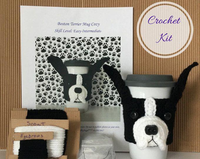 Sensational Amigurumi Kit Crocket Starter Kit Crochet Pattern Dog Ocoug Best Dining Table And Chair Ideas Images Ocougorg