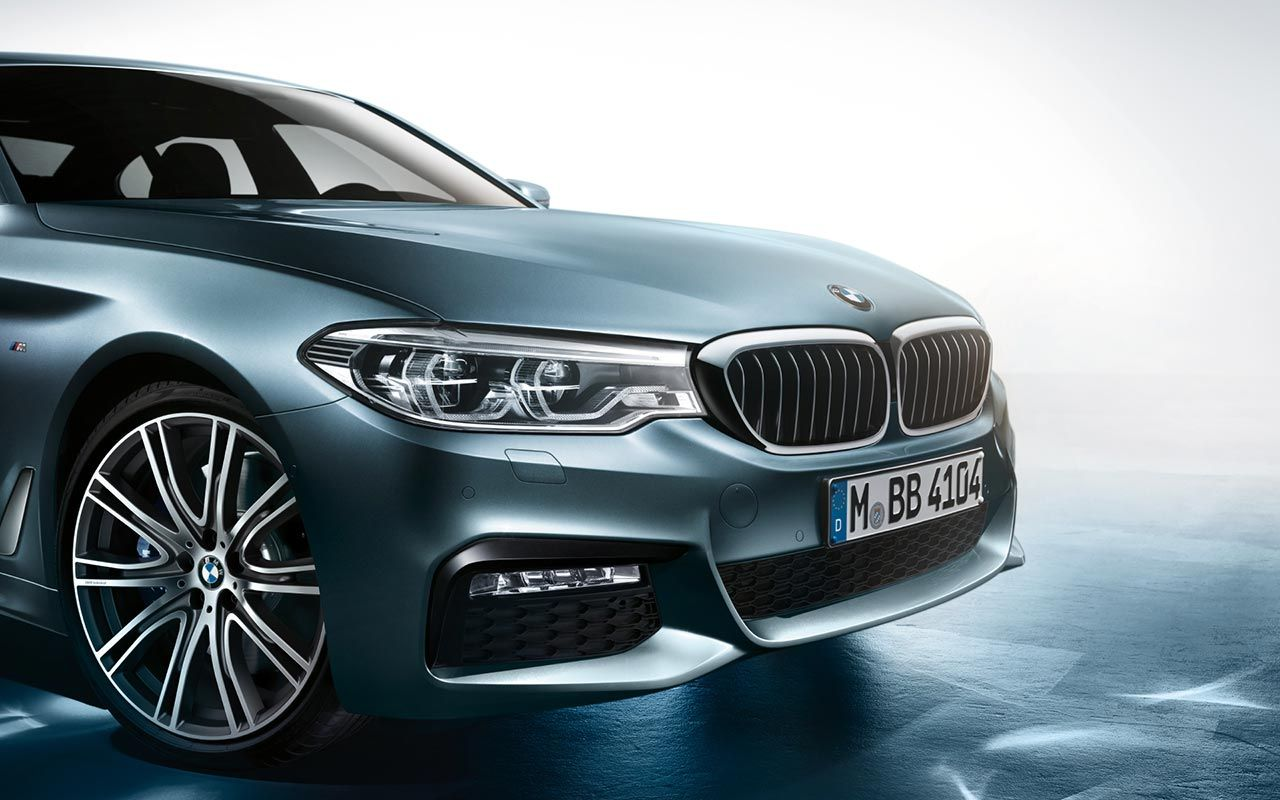 2017 Bmw 5 Series G30 Saloon For Uk Market Is Priced From