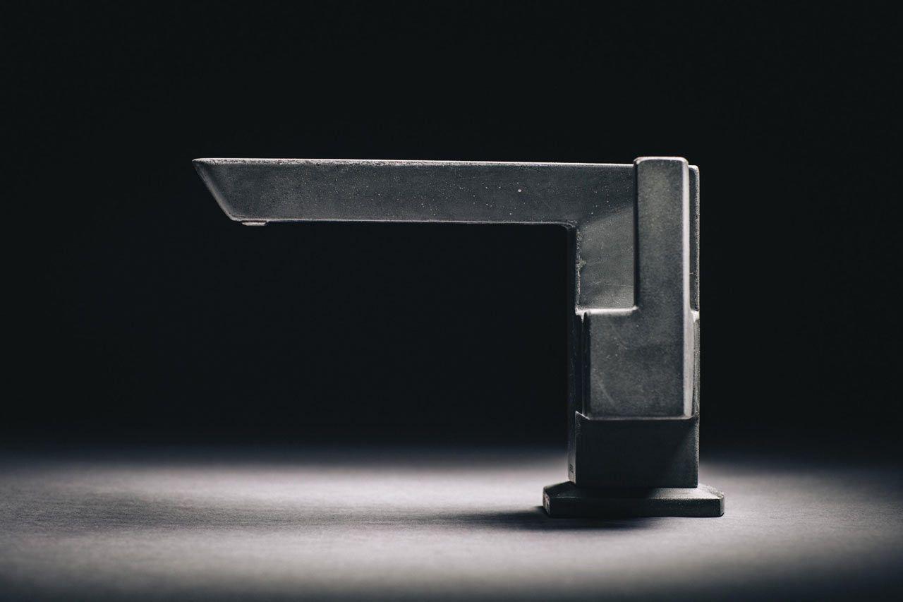 Brizo Unveils the Limited Edition Vettis Concrete Faucet ...