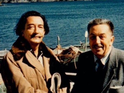 Put your eyes on this art from the long lost Disney/Salvador Dali project