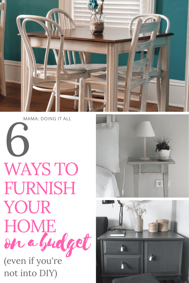 Furniture is expensive save money by following these tips to find