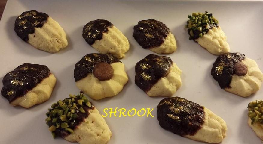 بسكويت بيتي فور Recipe Food Lebanese Recipes Baking