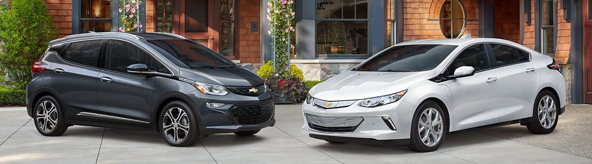 2018 Chevy Volt Or 2018 Chevy Bolt Ev Inventory At Westside