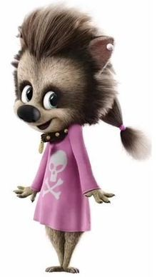Winnie Is Wayne And Wandas Daughter A Supporting Character In The Hotel Transylvania Movie