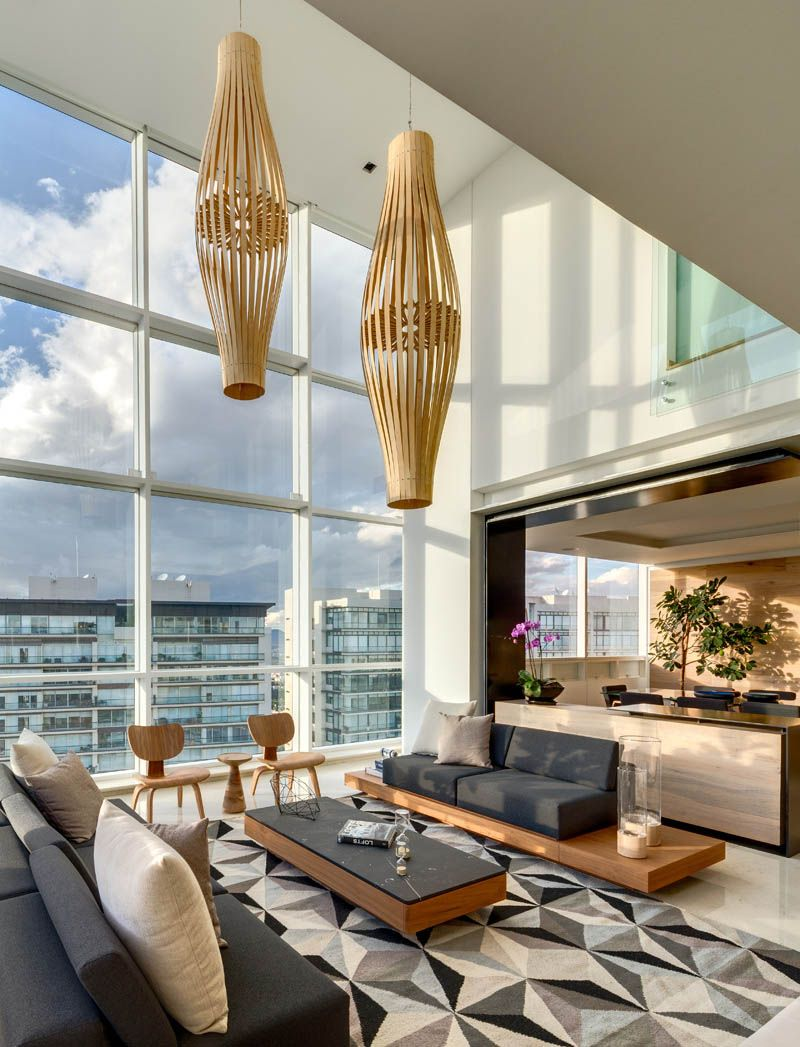 Best Modern Luxury Penthouses in the World  Just right add to my life  Pent house House