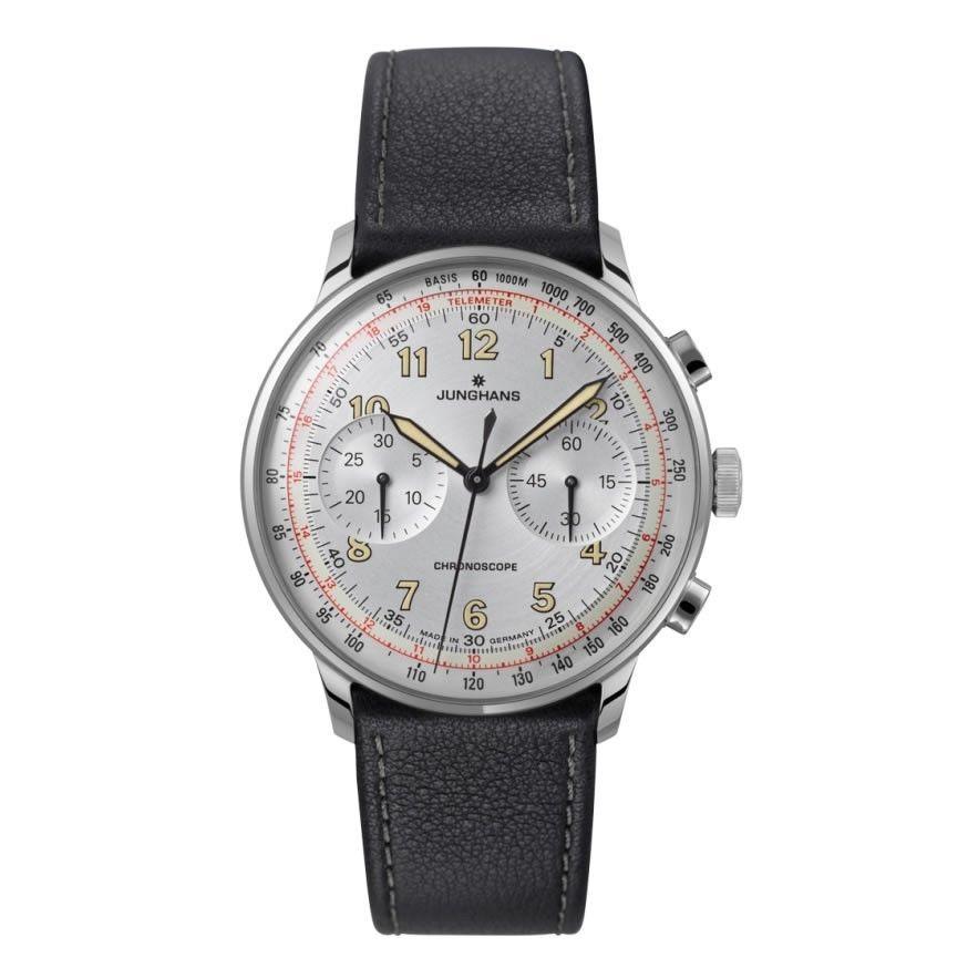 59140470e72 NEW Junghans Meister Telemeter Chronoscope Men s Watch - 027 3380.00 ...