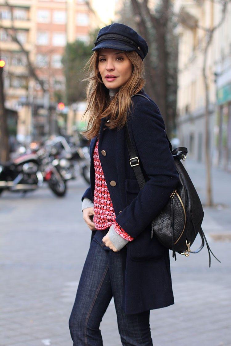 colourful jumper looks - Lady Addict