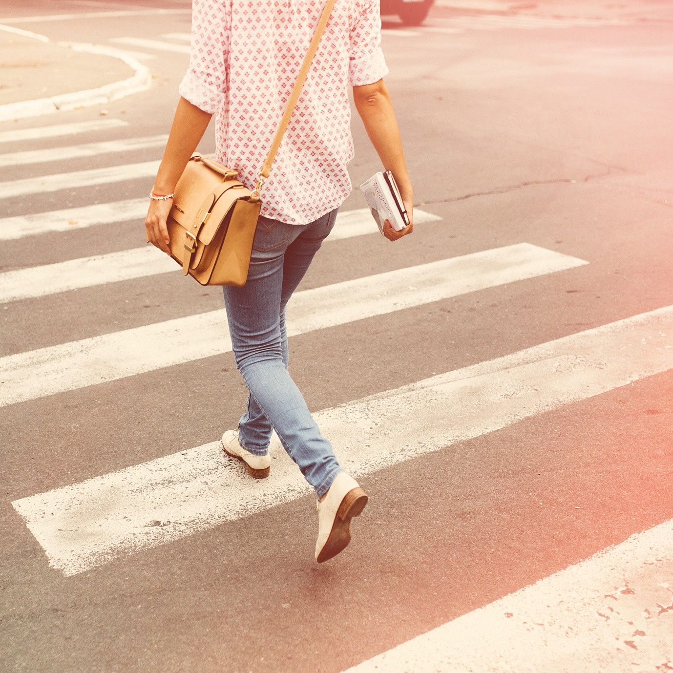 The Way You Walk Could Be Causing Depression