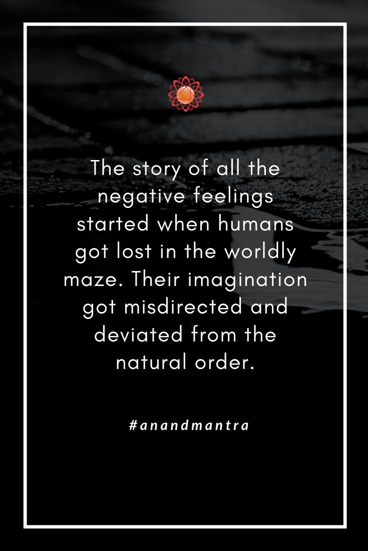 Anandmantra Social Evils Human Human Nature