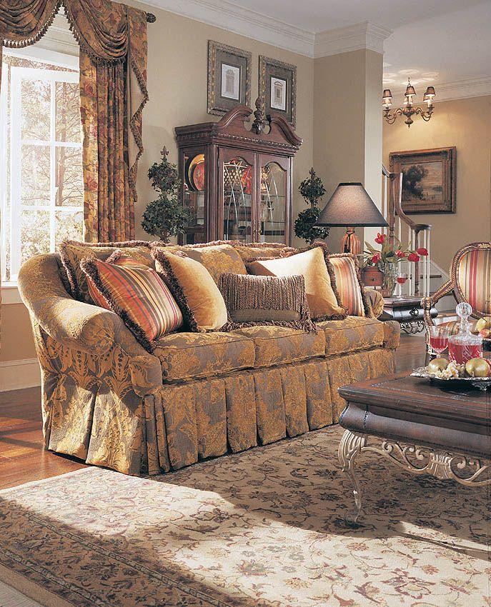 Highland House Furniture 3020 86 Sofa Making My Home 1