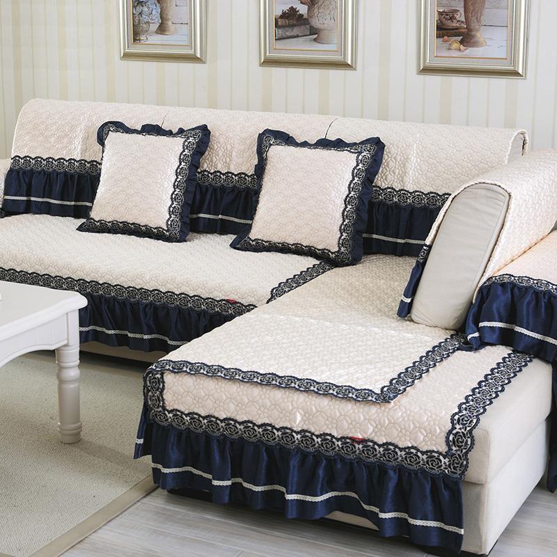 Aliexpress.com : Buy European Style Cream White Cloth Sofa