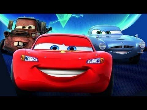 Cars 2 Disney Pixar Lightning Mcqueen Hook Mater The