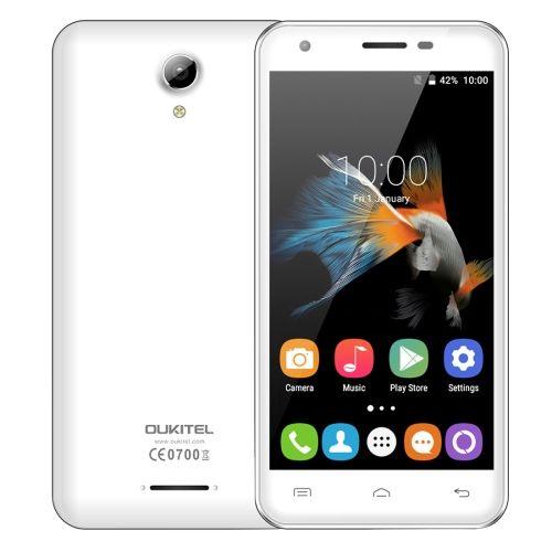[USD49.52] [EUR44.83] [GBP34.95] OUKITEL C2 Smartphone 8GB, Network: 3G