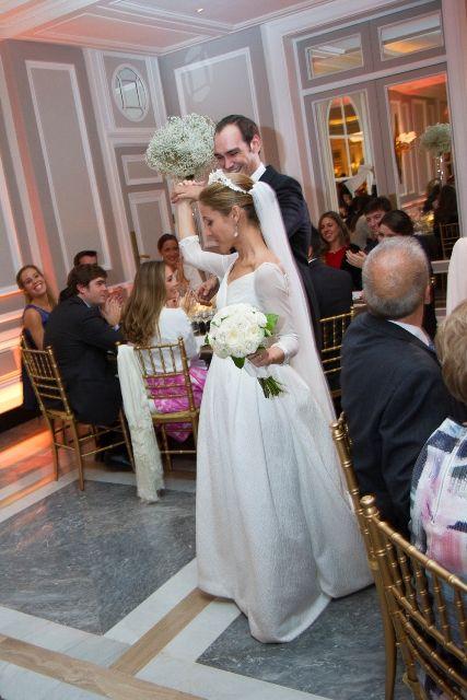 la novia de la espalda maravillosa: carmen | vestidos | pinterest