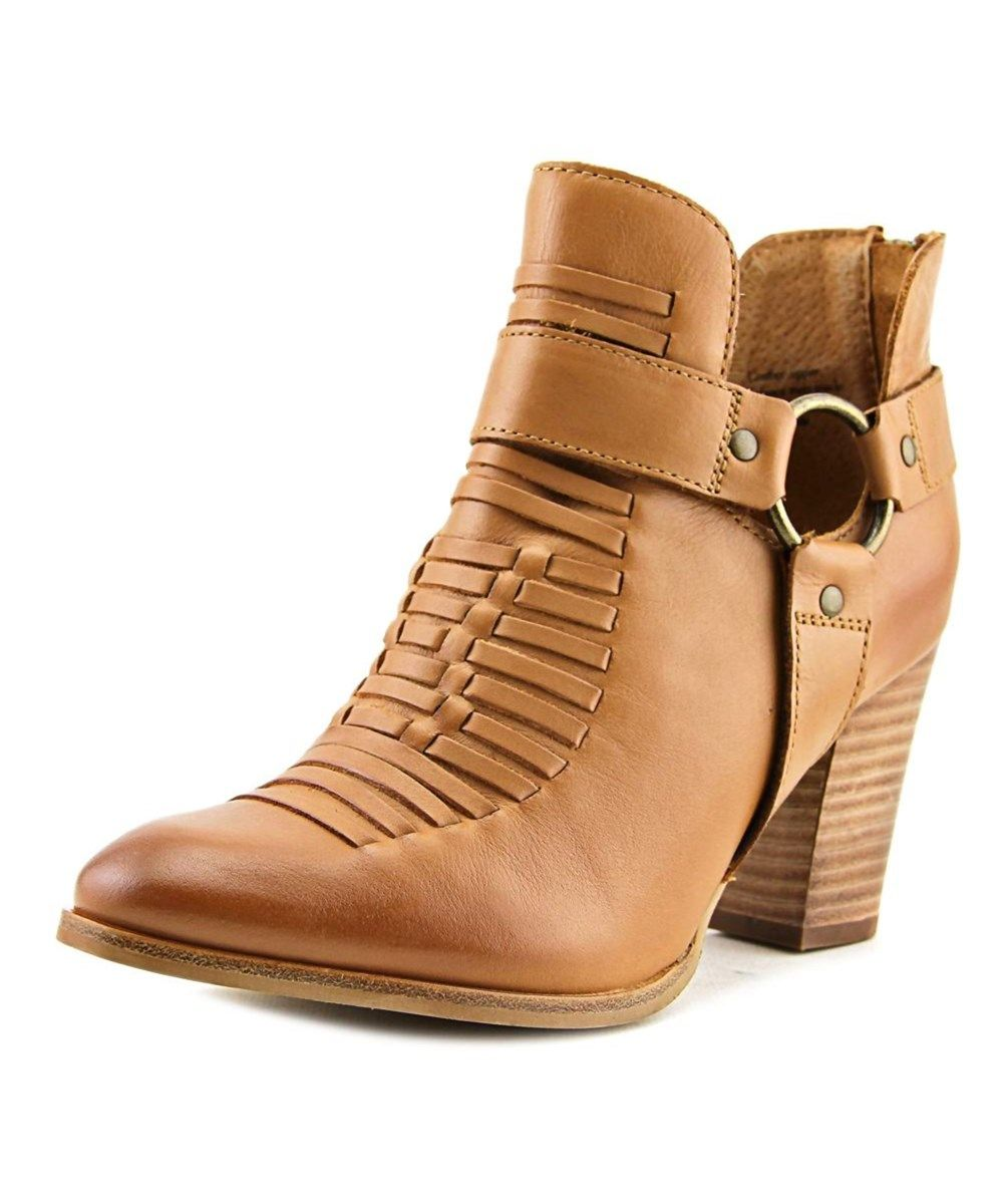 SEYCHELLES Seychelles Impossible Women Pointed Toe Leather Tan Ankle Boot. # seychelles #shoes #