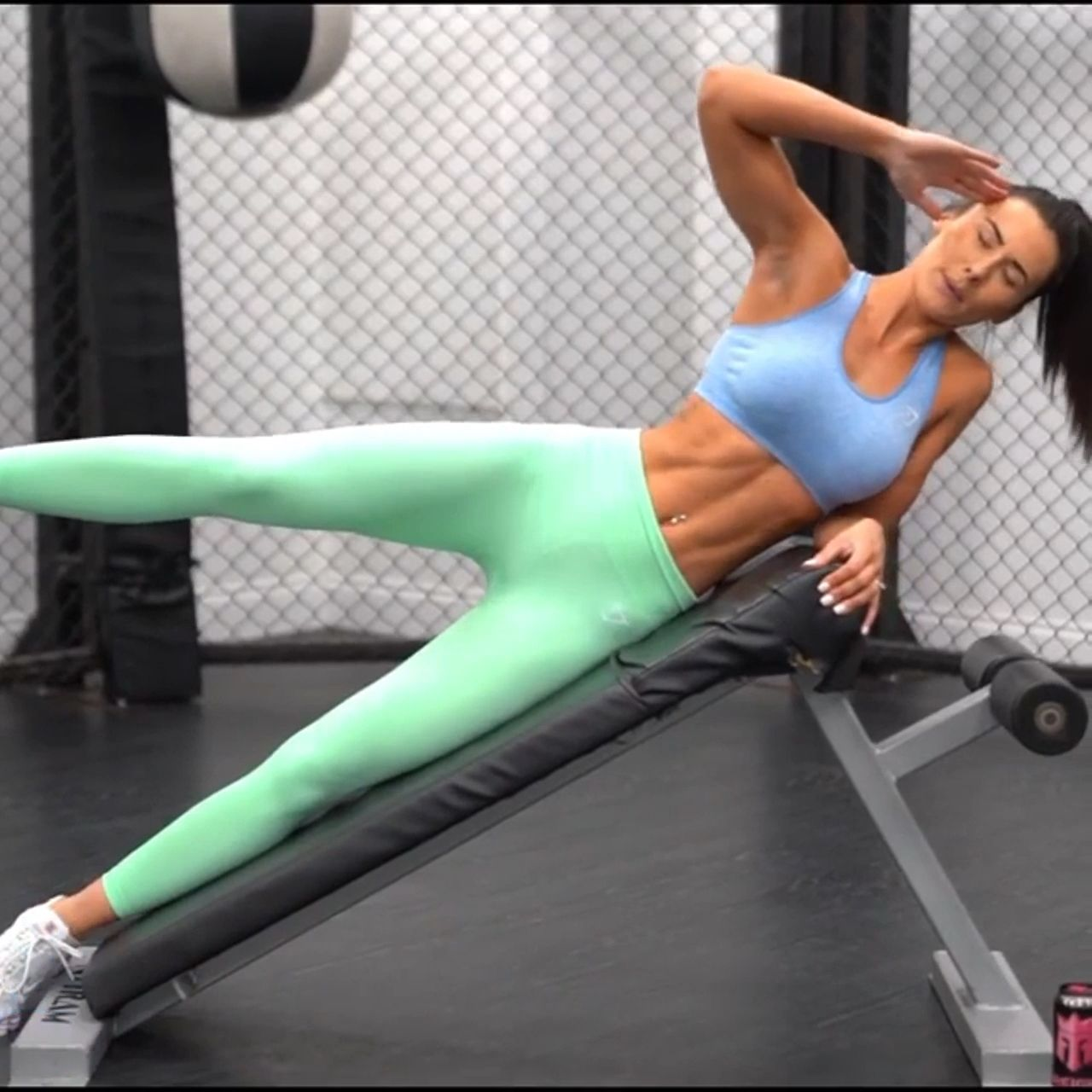 Amazing core workout #stomachexercises