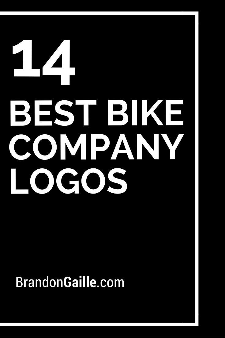 List Of The 14 Best Bike Company Logos Design