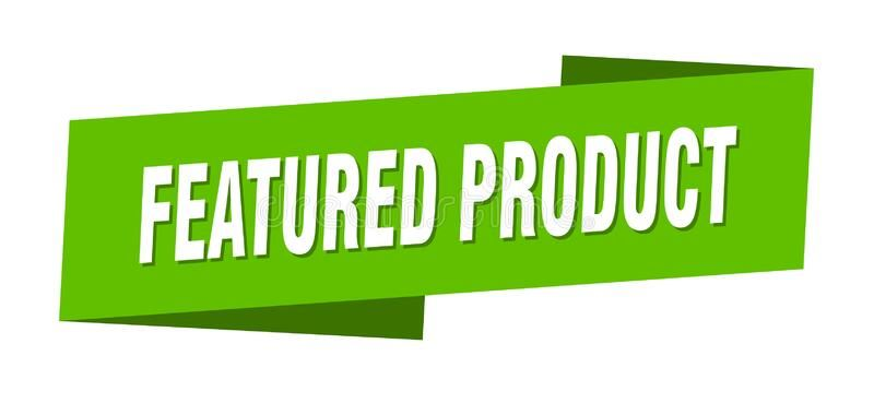 Featured Product Banner Template Featured Product Ribbon Label Featured Produc Sponsored Ad Ad Product Banner Template Grand Opening Banner Templates