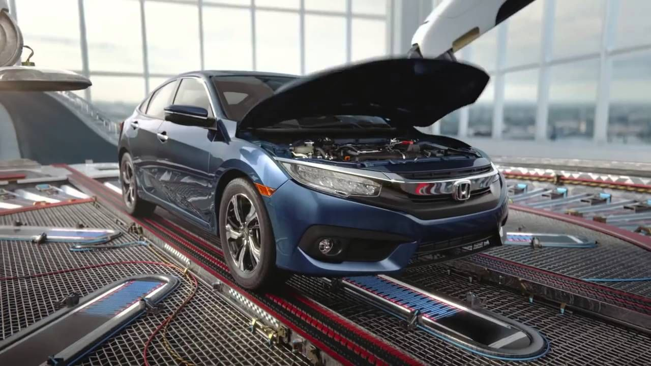 Song In Honda Commercial >> The Honda Civic Commercial Thrill Of It Song Great Example