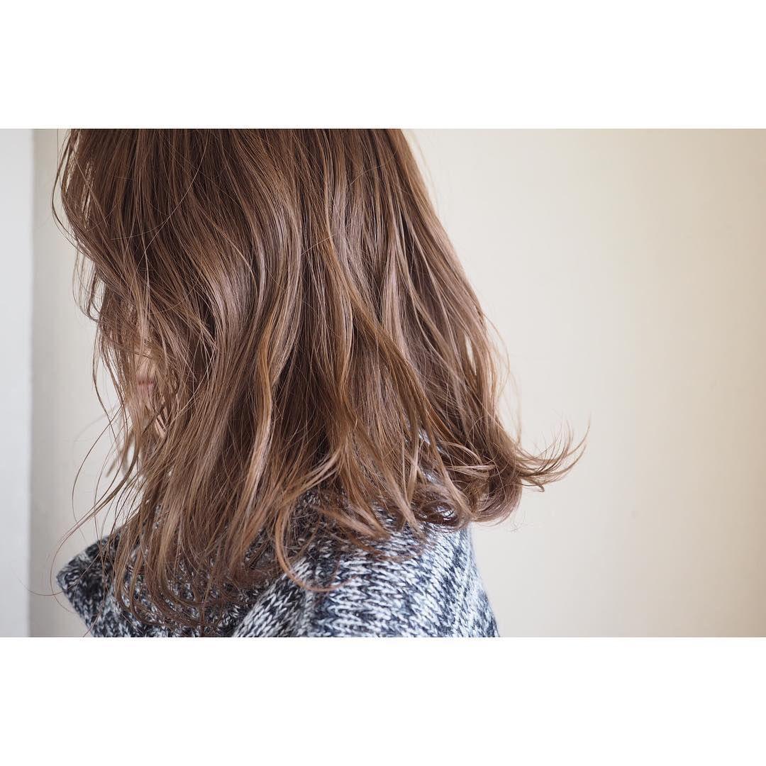 Pin About ヘアカラー ヘアスタイル モカ ヘアカラー On Hair Baby