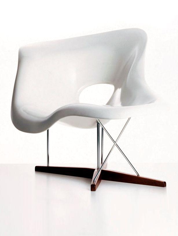La Chaise Chaise Lounge Vitra Furniture Design Furniture Eames