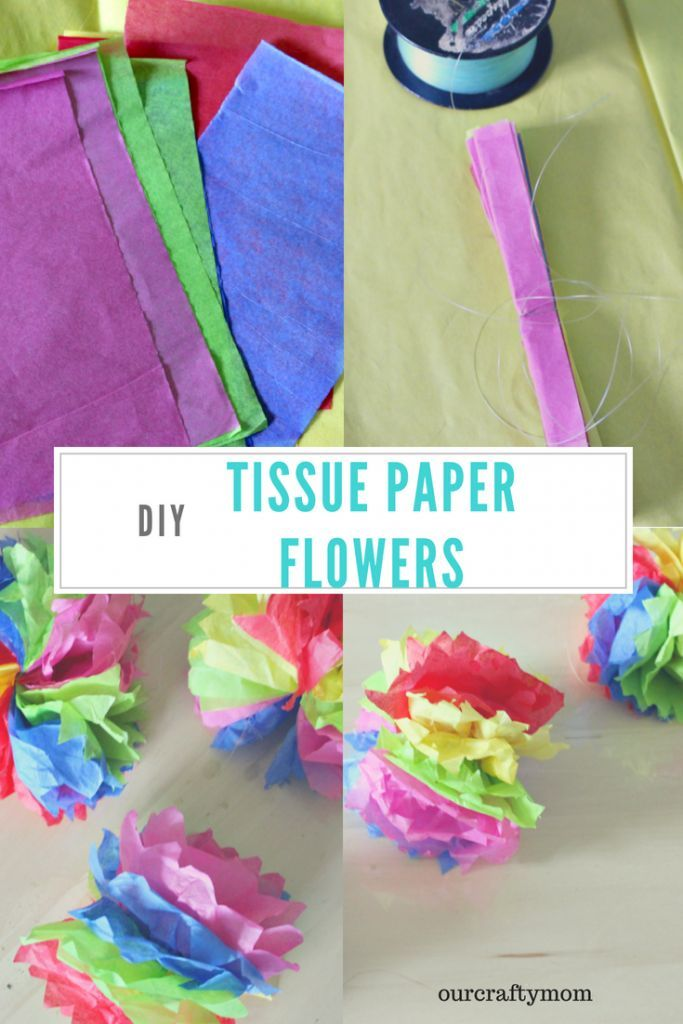 How to make diy hanging tissue paper flower garland crafty sundays how to make diy hanging tissue paper flower garland crafty sundays pinterest paper flower garlands flower garlands and tissue paper mightylinksfo