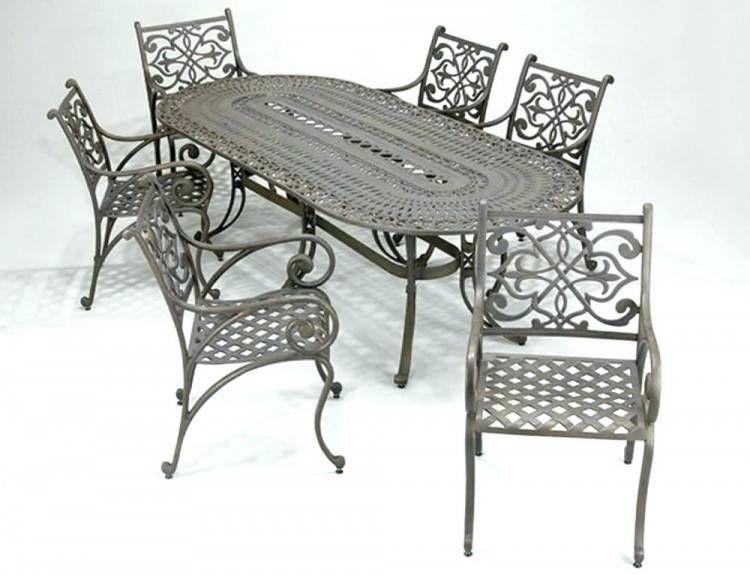 Painting Cast Aluminum Patio Furniture, 2020