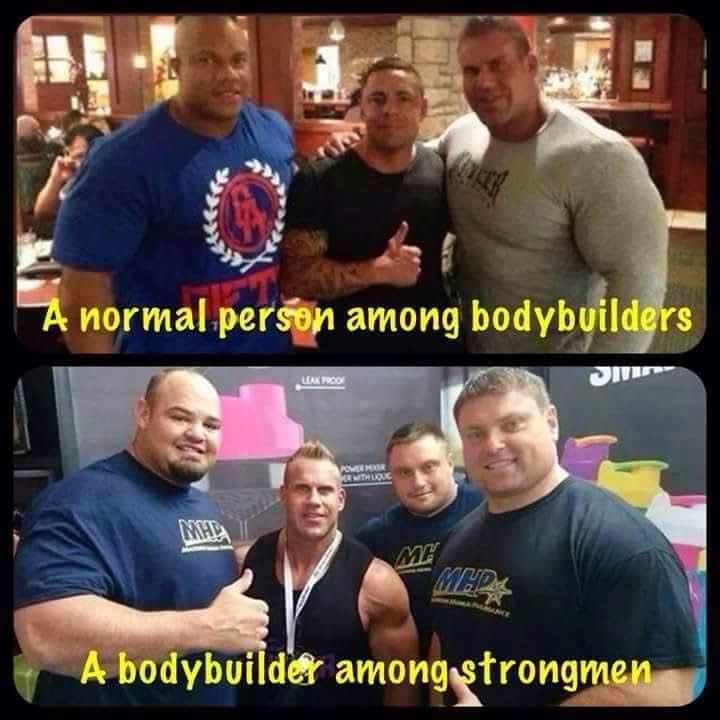 Top Right Bodybuilder Jay Cutler Is The Same Guy Who Is In The