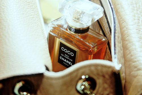 a must have in every girl's handbag! CHANEL