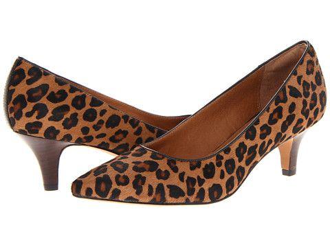 clarks shoes leopard print