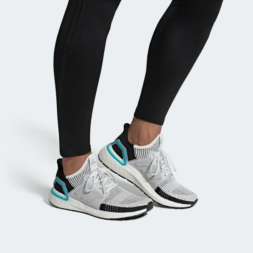 adidas Ultraboost 19 Shoes - White | adidas US | Adidas outfit ...